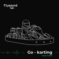 Flysound goes go-karting! We recorded a new library of action, with sporty go-karts rigged with 3 Neumann U87s apiece. We raced all around the track, which is located in a huge hangar. We recorded all the key sounds, from idling to high-speed zooming, the sound of petrol chugging, and the idiosyncrasies of the ground hugging one-man mini-monsters. And for sure the squeal of the tyres going around corners is there too - a unique pleasure sound. The library, comprising 39 files and 2.07 GB… Sound Library, Mini Monster, Karting, Sound Effects, Go Kart, Track, Runway, Cart, Truck