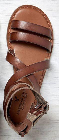 Ankle Strap Sandals Más