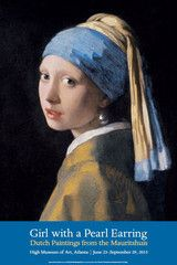 Girl with a Pearl Earring Exhibition High Museum of Art
