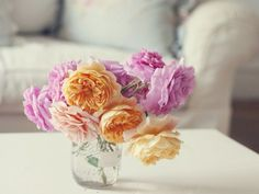 7 simply stunning flower arrangements  - housebeautiful.co.uk