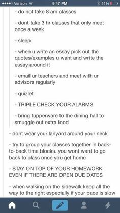 This works until you're a science major with only 8ams, 4 hour labs once per week, and essays over experimental techniques