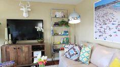 MissGlamorazzi (Ingrid Nilsen) Home Makeover PART 1: Living Room