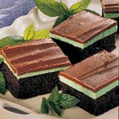 Mint+Chocolate+Cake
