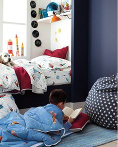 Rockets Bedroom Collection by Garnet Hill