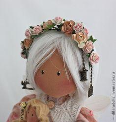 текстильная+кукла+`ВИОЛЕТ`.+куколка-+швея