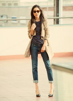 Don't Step in a Trench (by Angela L) http://lookbook.nu/look/4520743-Don-t-Step-in-a-Trench