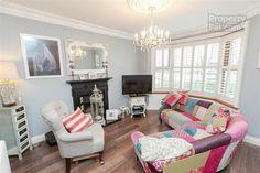 39 Orpen Park, Off Upper Lisburn Road, Belfast #livingroom #colourfulsofa