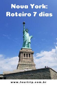 Nova York: roteiro, atrações e dicas de hotéis. #novayork #novaiorque #roteironovayork