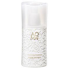 Cosme Decorte AQMW Cleansing Emulsion @cosmeticscherry  CherrysCosmetics.com #Japan #beauty