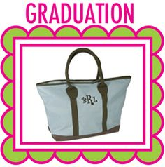 Graduation Gift MONOGRAMMED gifts!