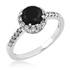 Different! Love the black diamond.