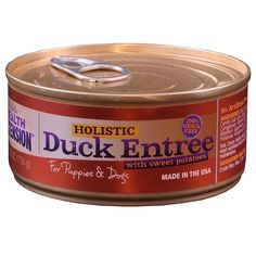 Health Extension Duck Entree, 5.5-Ounce, Pack of 24 ** Discover this special product, click the image (This is an amazon affiliate link. I may earn commission from it)