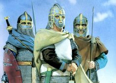 10 Things You Should Know About The Anglo-Saxon Warriors.