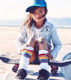 Sky Brown la niña prodigio del SkyBoard