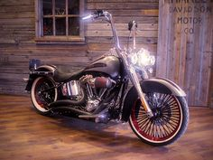 2008 Softail Deluxe Custom
