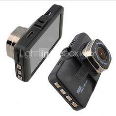 Newest Car DVR Camera Novatek Camcorder 1080P Full HD Video Registrator Parking Recorder G-sensor DashCam Camer - CAD $40.30