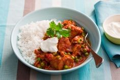 Grandma's curried sausages - tasty recipe but use a little less curry powder!