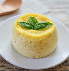 Light Cheesecake Mug Cake   Kirbie's Cravings   A San Diego food blog
