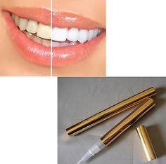 Teeth Tooth Whitening Gel Pen Whitener Cleaning Bleaching Kit Dental White Huca *** Check out the image by visiting the link. Beautiful Teeth, Best Eyebrow Products, Gel Pens, Teeth Whitening, Eyebrows, Dental, Bleach, Health And Beauty, Lipstick