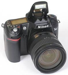 Guided tour Nikon D80