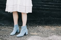 Blue Suede Shoes - Sea of Shoes