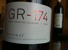 Priorat - GR-174 - Casa Grand del Siurana Wine, Drinks, Bottle, 12th Century, Big Houses, Drinking, Beverages, Flask, Drink
