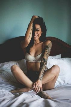 searching for some inspiration ; another 'inked girl' shoot coming up pretty soon {Bo}