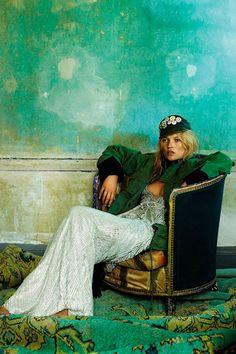 Kate Moss - October 2008 - Mario Testino