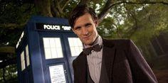 matt smith | Matt Smith as the Eleventh Doctor on Doctor Who Matt Smith: Peter ...
