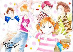 Boys Over Flowers, Yoko, Hana, Cartoons, Gallery, Anime, Dios, Cartoon, Roof Rack