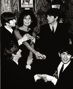 Alma Cogan e i Beatles