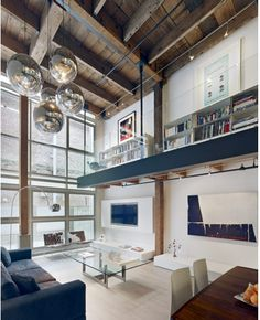 The Oriental Warehouse Loft by Edmonds + Lee.