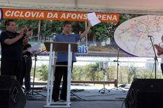CAMPO GRANDE:  Avenida Afonso Pena terá ciclovia