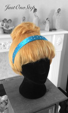 CINDERELLA Inspired WIG Blonde Wig Princess Wig by JustOneStep