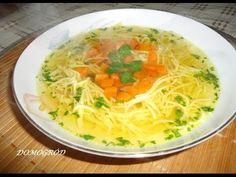 YouTube Polish Recipes, Polish Food, Spaghetti, Chicken, Cooking, Ethnic Recipes, Poland, Bon Appetit, Bookmarks