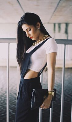 This Pin was discovered by Jacqueline Jarbeaux. Discover (and save!) your own Pins on Pinterest. | See more about urban fashion, fashion and jumpsuits.