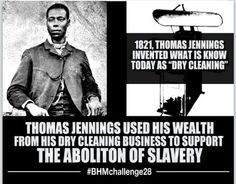 Thomas Jennings #BlackHistory