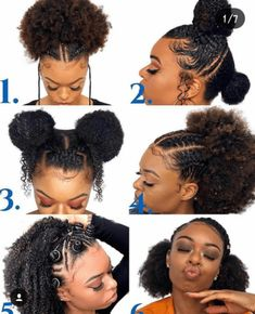 216 Best Hair Images In 2020 Natural Hair Styles Curly Hair