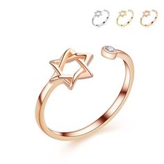 2016 NEW Color Star of David Magen Hebrew Shield 925-sterling-silver Ring | Star Symbol Sterling-silver-jewelry Gift Wholesale - http://fashionfromchina.net/?product=2016-new-color-star-of-david-magen-hebrew-shield-925-sterling-silver-ring-star-symbol-sterling-silver-jewelry-gift-wholesale