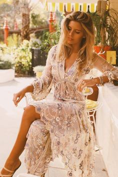 Lemonade Tones Inspiration Dress