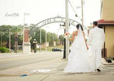 Wedding - kiss - photographer - central Florida photographer - Tampa bride - Orlando bride - LoveMatePhotography .com