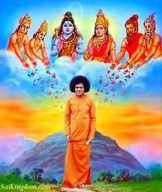 67 Best om images in 2019 | Sai baba, Thy kingdom come