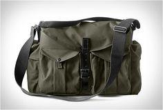 FILSON X MAGNUM PHOTOGRAPHY BAGS via http://www.blessthisstuff.com/stuff/wear/bags-luggage/filson-x-magnum-photography-bags/