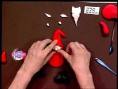 Jorge Rubicce - Bienvenidas TV - Papá Noel como adorno para el arbolito - YouTube