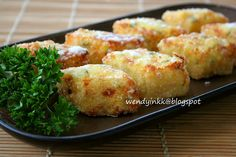 Table for 2.... or more: Crispy Mashed Tofu 脆口豆腐 - Tofu # 3