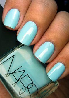 Nars, light blue