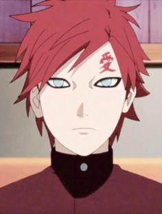 Husbando n° 1: Gaara-sama