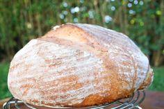 Chlebík z kvásku - Nelkafood recepty pre všetkých Bread, Food, Brot, Essen, Baking, Meals, Breads, Buns, Yemek