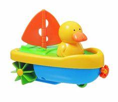 Tigex – Capitán Pato, juguete de baño (80800295)