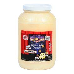 Great Northern Popcorn 1-gallon Premium White Oil